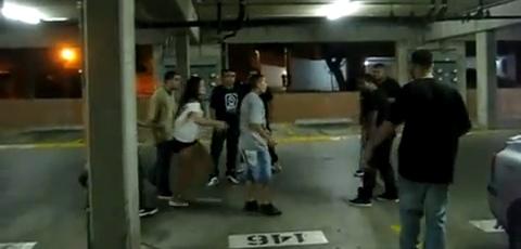 Group Brawl Leaves One Man KO'd