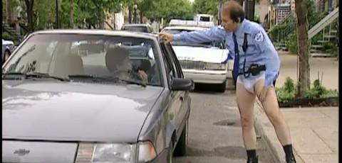 Sexy Lingerie Cops Prank