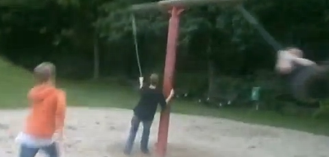 Swinging Fail
