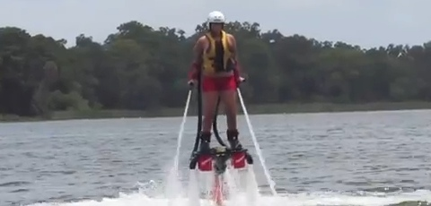 Cool Dolphin Jet Pack