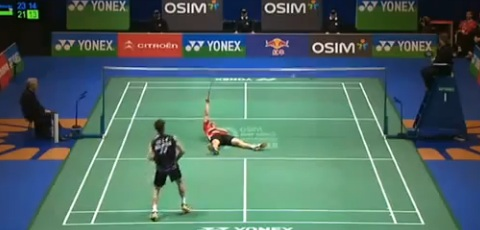 Exciting Moments In Badminton