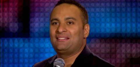 Russell Peters The Green Card Tour