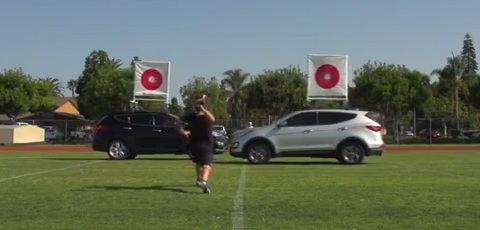 Amazing Football Trick Shots