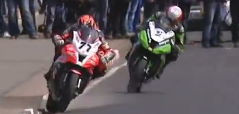 Extreme Motorcycle Racing