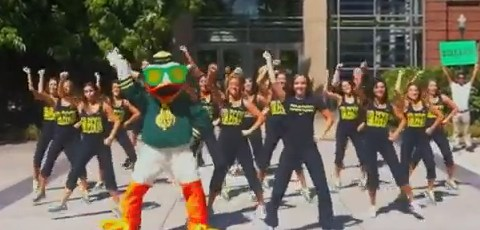 Gangnam Style Parody By Oregon State University