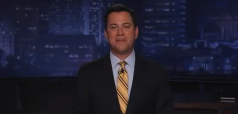 Jimmy Kimmel iPhone 5 Experiment