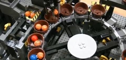 Lego Turns Into Engineering