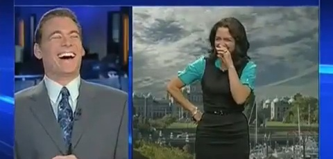 News Bloopers of 2012