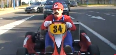 Real Life Mario Kart 2
