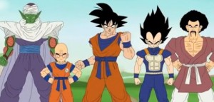 Dragon Ball Z Versus Jersey Shore